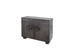 Eleonora Dressoir Locker 2drs. - metal