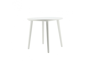 By-Boo Sublime Round 1606 Eettafel Wit