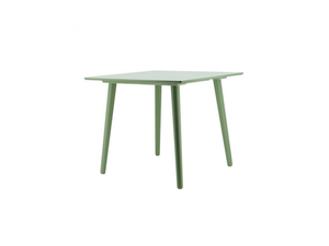 By-Boo Sublime Square 1612 Eettafel Groen