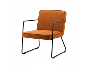 By-Boo Alpha 4503 Fauteuil Oranje
