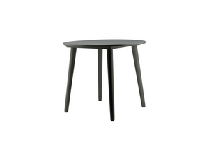 By-Boo Sublime Round 1609 Eettafel Antraciet